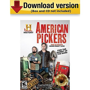 Encore American Pickers for Windows, 1-User [Download]