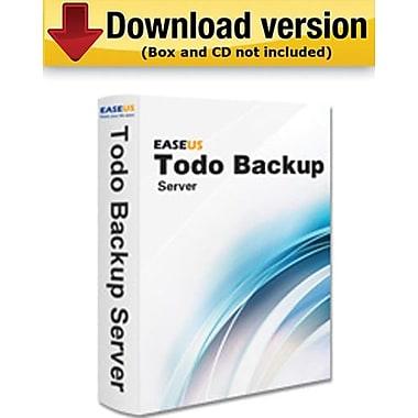 EaseUS – Logiciel de sauvegarde de serveur Todo pour Windows (1 utilisateur) [téléchargement]