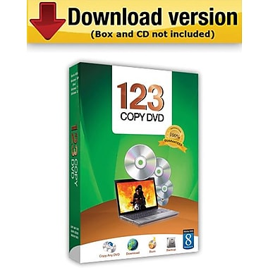 Bling 123 Copy DVD Basic 2013 for Windows (3-User) [Download]