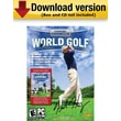 Encore Hank Haney's World Golf for Windows (1-User) [Download]