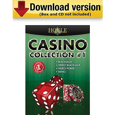 Encore Hoyle Casino Collection 1 for Windows (1-User) [Download]