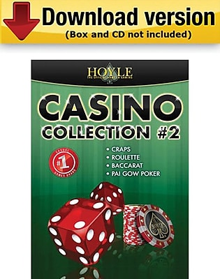 Encore Hoyle Casino Collection 2 for Windows 1 User [Download]