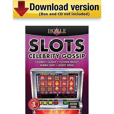 Encore Hoyle Celebrity Gossip for Windows (1-User) [Download]