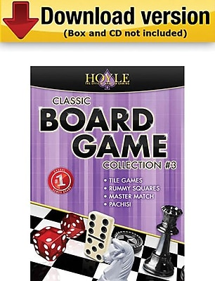 Encore Hoyle Classic Board Game Collection 3 for Windows 1 User [Download]