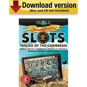 Encore Hoyle Ninjas of the Caribbean for Windows (1-User) [Download]