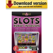 Encore Hoyle Robot Invasion for Windows (1-User) [Download]