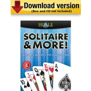 Encore Hoyle Solitaire & More for Windows (1-User) [Download]
