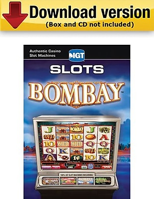 Encore IGT Slots Bombay for Windows 1 User [Download]