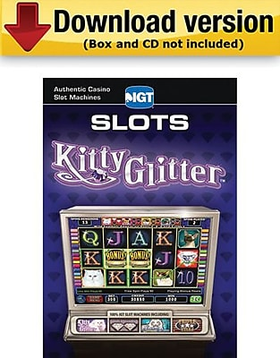 Encore IGT Slots Kitty Glitter for Mac 1 User [Download]