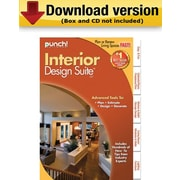 Encore Punch! Interior Design Suite v17 for Windows (1-User) [Download]