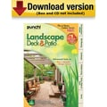 Encore Punch! Landscape, Deck and Patio v17 for Windows (1-User) [Download]