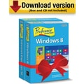 Individual Software Professor Teaches Windows 8 & Internet Explorer 10 for Windows (1-User) [Download]