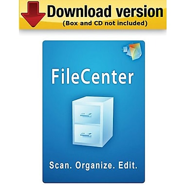 FileCenter Professional 8 for Windows (1-User) [Download]