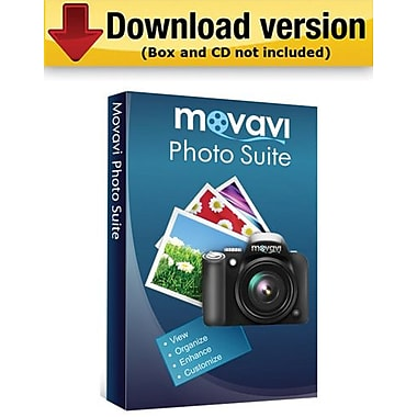 Movavi Photo Suite Business Edition for Windows (1 User) [Download]