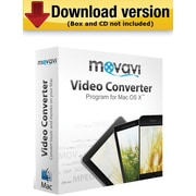 Movavi Video Converter 3 Personal Edition for Mac (1 User) [Download]