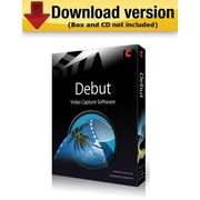 NCH Software Video Capture Software for Windows (1-User) [Download]