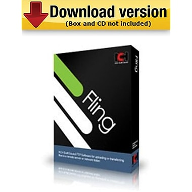 NCH Software Fling FTP Software for Windows (1-User) [Download]