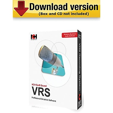 NCH Software VRS Recording System 7 lines for Windows (1-User) [Download]
