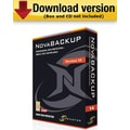 NovaStor NovaBACKUP Professional v14.1 with Support for Windows (1-User) [Download]