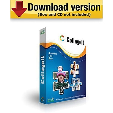 PearlMountain CollageIt for Windows (1-1000 Users) [Download]