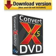 VSO ConvertXtoDVD for Windows (1-User) [Download]