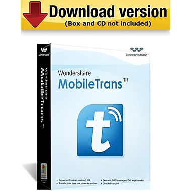 Wondershare MobileTrans for Windows (1-User) [Download]