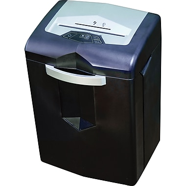 HSM® ShredStar PS820C 1051 20-Sheet Cross-Cut Shredder, Black