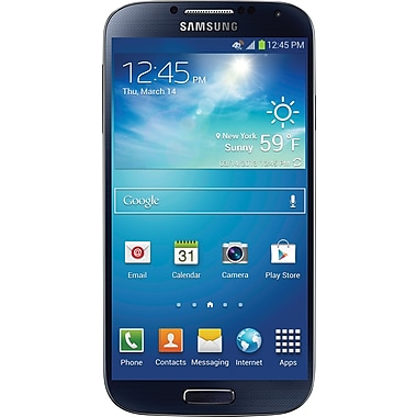 T-Mobile Samsung Galaxy S4, Black
