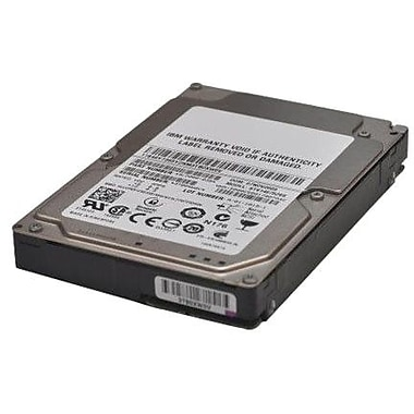 IBM® 2TB SAS (6 Gb/s) 7200 RPM 3 1/2in. Internal Hard Drive (00W1152)