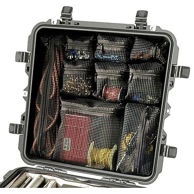 Pelican™ 0370-510-000 Lid organizer For 0370/1640 Transport Case