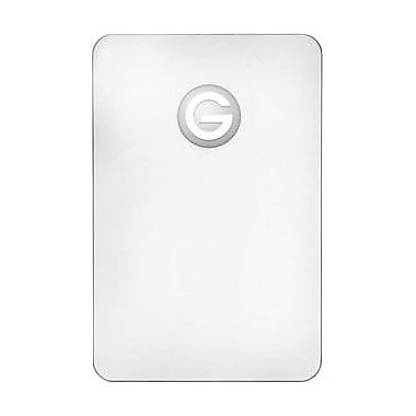 G-Technology™ G-DRIVE® 0G02391 Mobile Portable Hard Drive, 1 TB