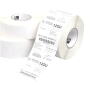 Zebra Technologies® 10011702 Z-Ultimate 3000T Thermal Label, 1(L) x 3(W)