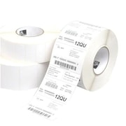 Zebra Technologies® 10015342 Z-Select 4D Paper Label, 4(L) x 4(W)