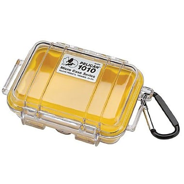 Pelican™ 1010 Micro Case For Kodak Easyshare C1540 Camera, Clear/Yellow