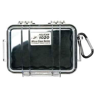 Pelican™ 1020 Micro Case For Small Accessories, Clear/Black