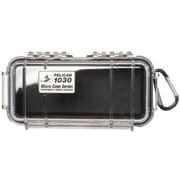 Pelican™ 1030 Micro Case For Small Accessories, Clear/Black