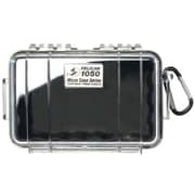 Pelican 1050-025-100 Micro Case for Small Accessories, Clear/Black