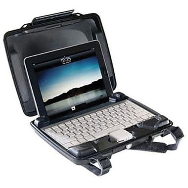 Pelican™ HardBack™ 1070-005-110 Carrying Case With iPAD Insert, Black