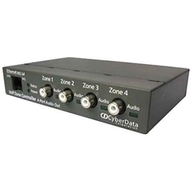 CyberData 011171 4 Port Zone Controller