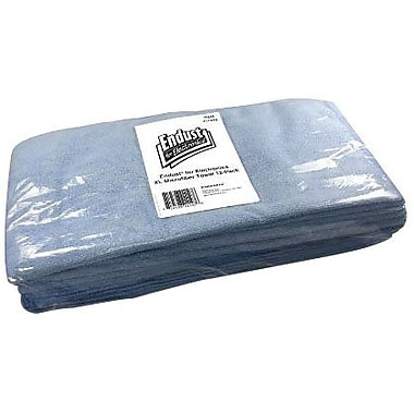 NORAZZA Endust® XL Microfiber Towel, 15in.(W) x 15in.(L), 12/ Pack
