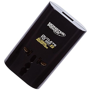 Monster® Outlets To Go™ 200 Global Power Plug