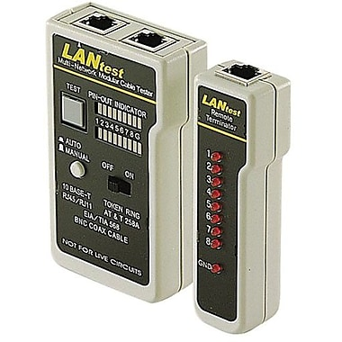 C2G 54005 Lantest Network/Modular Cable Test Kit