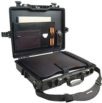 """""Pelican 1495 17"""""""" Notebook Case, Black"""""" IM1V32649"