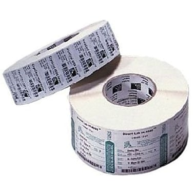 Zebra Technologies® 18930 PolyPro 3T Thermal Label, 0.50in.(L) x 1.50in.(W)