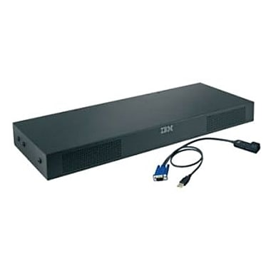 IBM® 1754A1X HDMI KVM Switch, 8 Ports