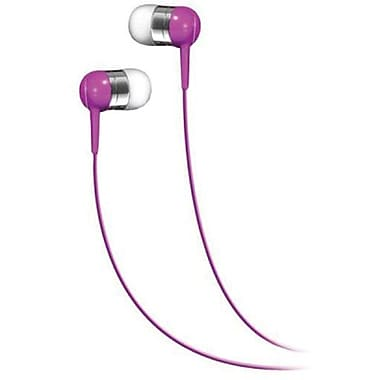 Maxell® 190279 Earphone, Pink