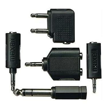 Maxell® 190398 Headphone/ Cell Phone Adapter Kit