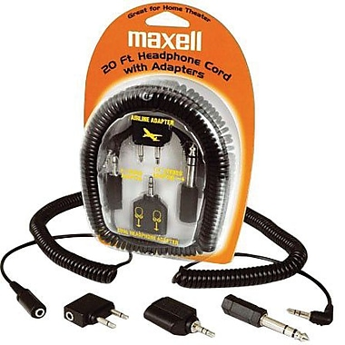 Maxell® 190399 Extension Cord