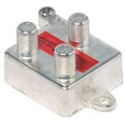 STEREN® 201-272 4-Way RF Balanced Digital Splitter