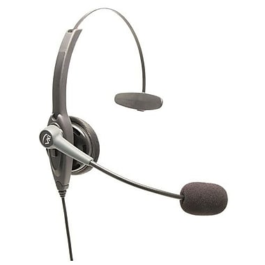 Vxi 202765 Monaural Headset With Noise Cancelling Microphone